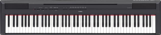 YAMAHA P-115  88-KEY CONTEMPORARY DIGITAL PIANO