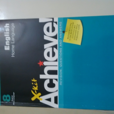 Grade 8 Text Books with Teacher's Guides (answers)