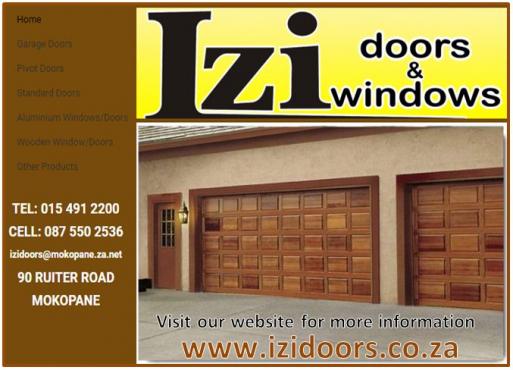 Garage Doors In Windows And Doors In Mokopane Junk Mail