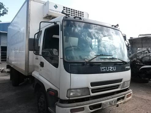 Isuzu FRR 500 Comple