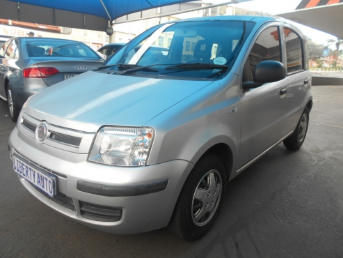 2011 Fiat Panda 1.2 Dynamic Young 109,000km Hatch Back Cloth Upholstery, Manual Gear, Front Electric