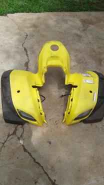 Suzuki 250 Ozark fenders(mudguards)