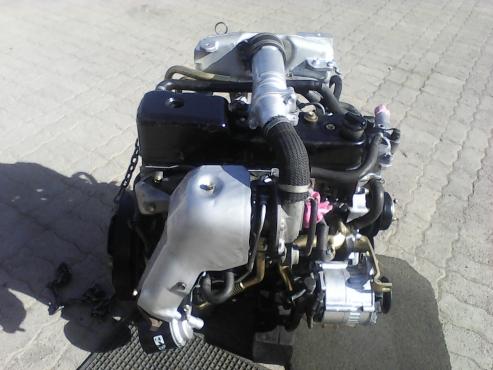 ISUZU 250 d engine re-conditioned
