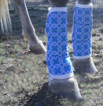 Horse Trucking Boots – Light Padding