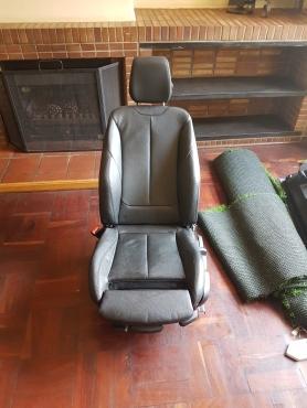 Bmw F30 Msports Seats Junk Mail