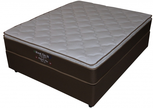 QUEEN DUAL PILLOW TOP BASE SET IN SPECIAL