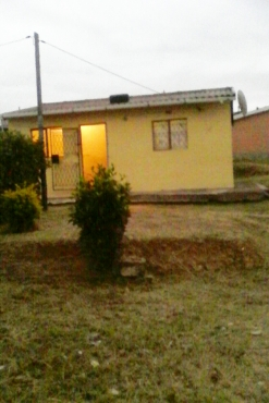 House for sale Ntuzuma D section