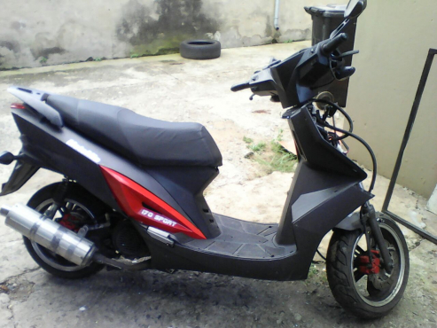 Motomia 170 Sport. Finance available on spares and repairs above R2000