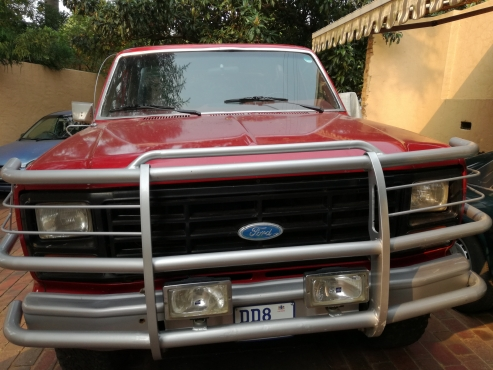 Ford F150 For Sale South Africa >> Ford F150 4x4 1984 Junk Mail