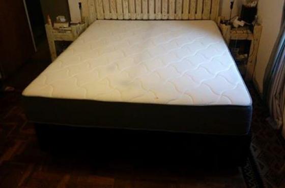 Matras King Size : King size extra lengte bed met matras junk mail