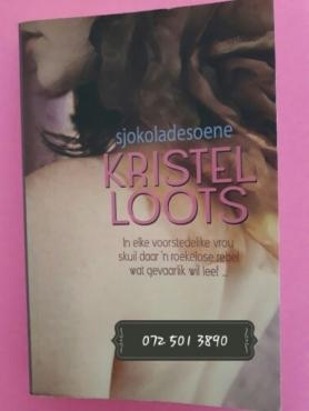 Sjokoladesoene - Kristel Loots.