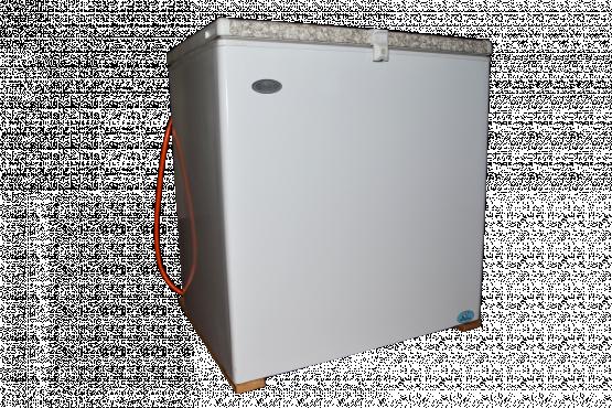 90L Gas/ Electric Chest Freezer