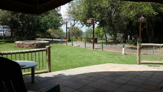 4 Thatch Chalets  / Game Farm / Exclusive Bush Camp/ Pool