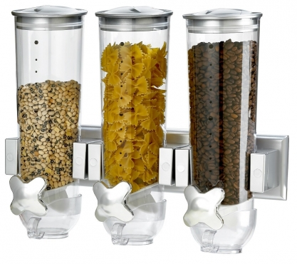 Tripple Cereal Dispenser