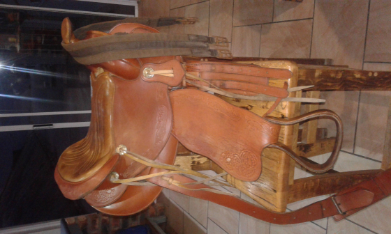 Trident Western Saddle FOR SALE
