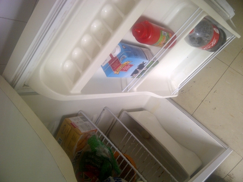 Kic Fridge /Freezer
