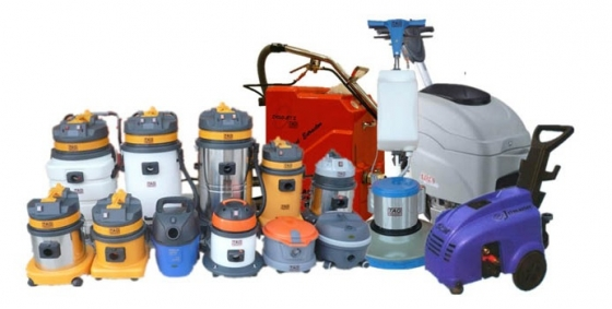 Cleaning Equipment and Chemicals