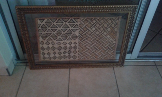 3 x Picture Frames