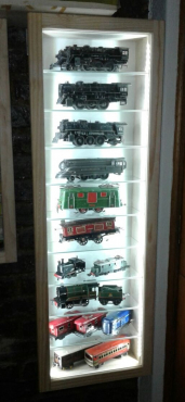 CABINETS Custom made, Scale Models Display/Show Cabinets, Best Prizes!  - Dust Proof !