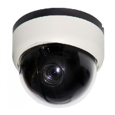 PTZ  vandal proof dome CCTV camera