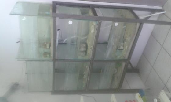 3-Tier Fish Tank with Aquarium Blower/pump