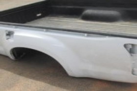 2015 Isuzu KB Single Cab Loadbin White For Sale