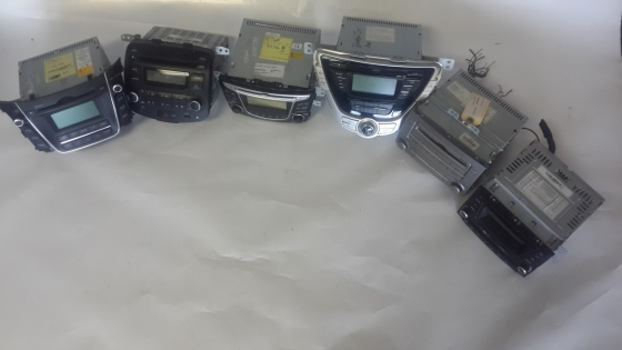 Hyundai Radios For S