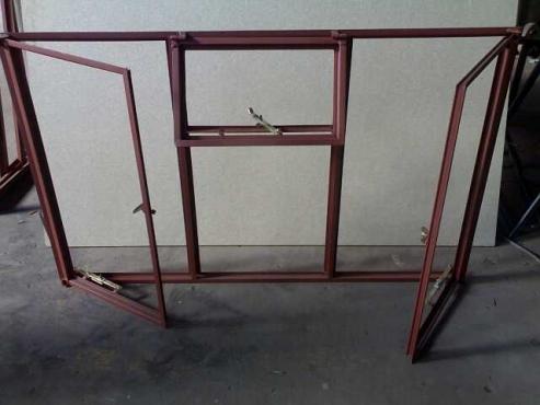 Steel Roller Type Door Kits Or Installations In