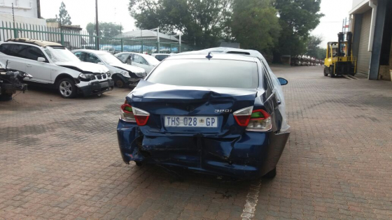 Spares Available For BMW E90 320I