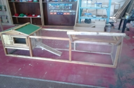 rabbit cage maker