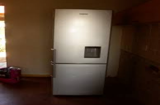 Modern Metallic Fridge R1500