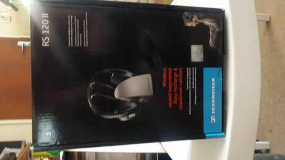Head phones Sennheiser Wireless URGENT sale