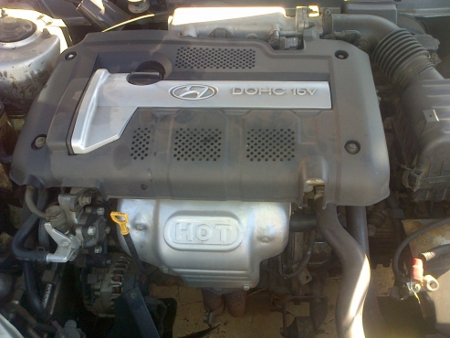 Hyundai & Kia Engine