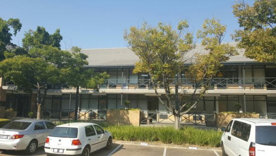 Midrand offices in secure Business Park