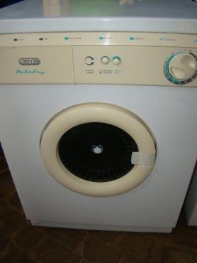 Defy dryer 5kg