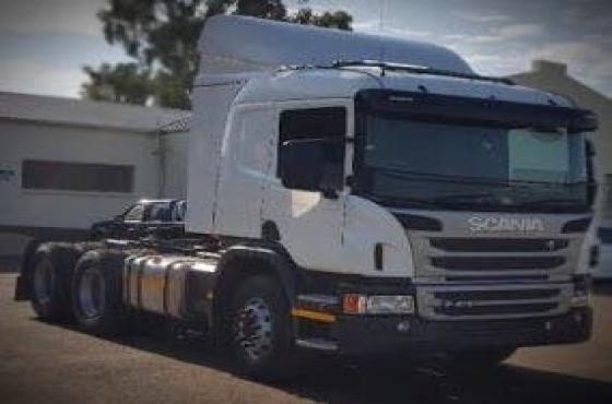 2013 Scania P410