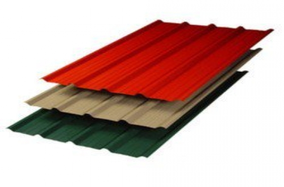 Red Oxide IBR Roof sheeting
