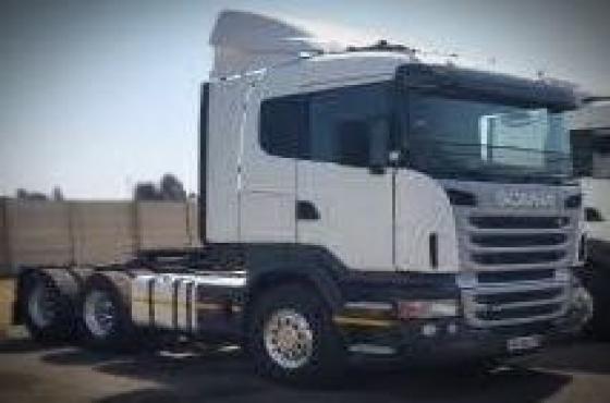 2011 Scania R470