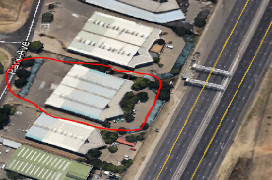 1500m retail/warehouse/offices
