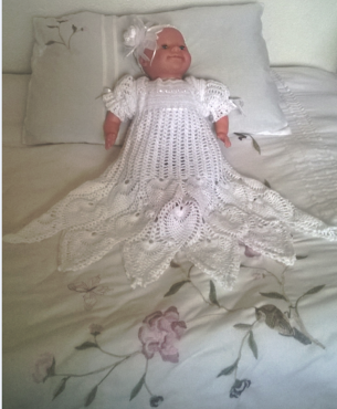 baby Christening dresses 0 to 18 months