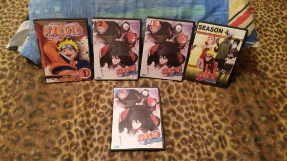 Naruto shippuden complete series for sale