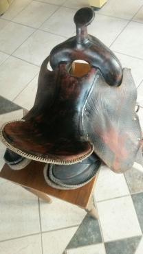 Cowboy saal te koop
