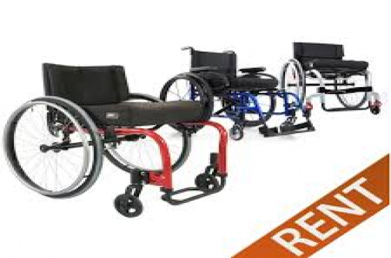 Wheel chair hire durban