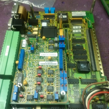 Industrial-Embroidery - Electronic-PC Board Repair Service