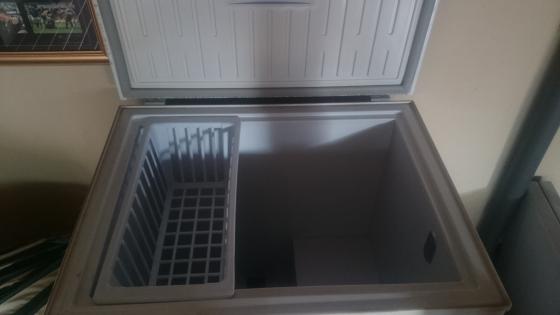 Defy 201L chest freezer