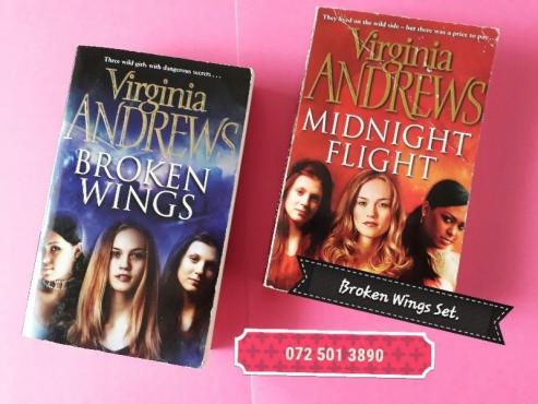 Broken Wings Series - Virginia Andrews - All For This Price.