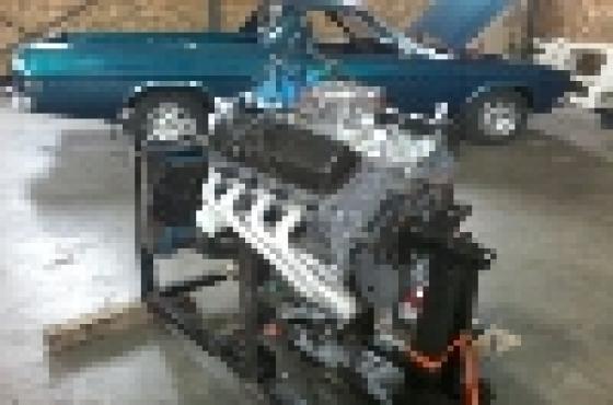 Ford 351 Cleveland 2v V8 Engine Junk Mail