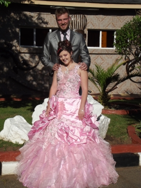 Wedding/Matric Dress
