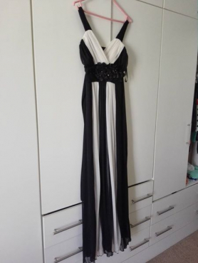Evening dress for sale.