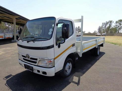 2012 TOYOTA DYNA 4093 for sale